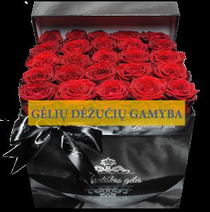 Gėlių dėžučių gamyba