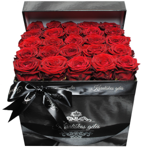 Gėlių dėžutė karališkos