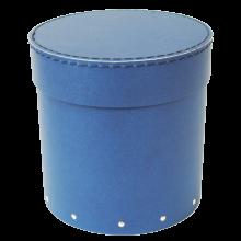 Mėlyna-dėžutė-gėlėms-1